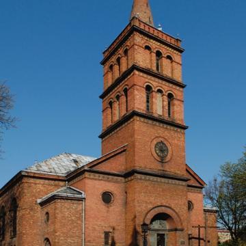 Kościół pw. NMP Królowej Polski