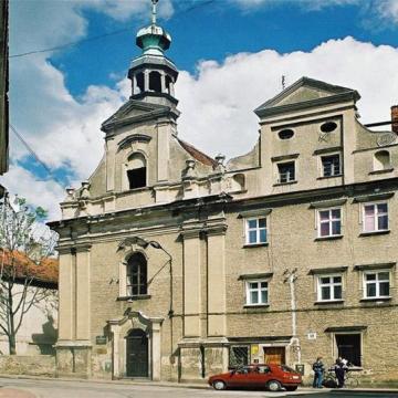 Klasztor i kościół franciszkanek