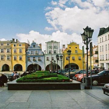 Kamieniczki w Jaworze