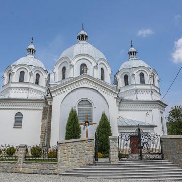 Kościół w Szlachtowej