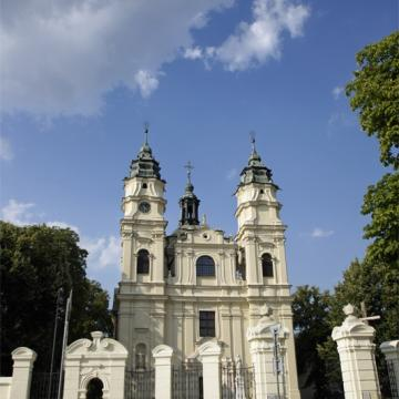 Kościół pod wezwaniem św. Ludwika