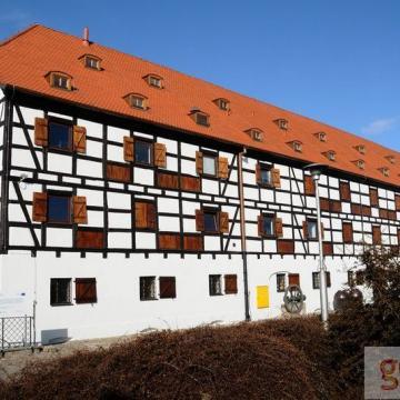 Spichlerz - obecnie siedziba Muzeum Lubuskiego