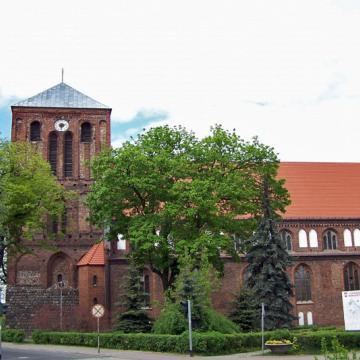 Kościół farny p.w. Matki Bożej Różańcowej