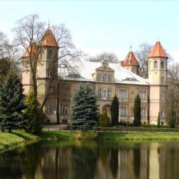 Pałac w Dąbrówce Wielkopolskiej