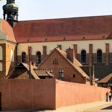 Pocysterski zespół klasztorny
