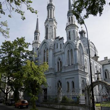 Katedra i klasztor Mariawitów