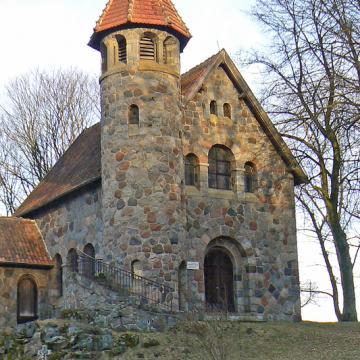 Kościół w Raszągu