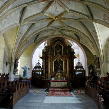 Kaplica sióstr Benedyktynek