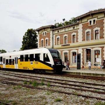 Linia kolejowa Trzebnica - Wrocław