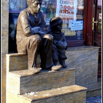 Pomnik Charliego Chaplina