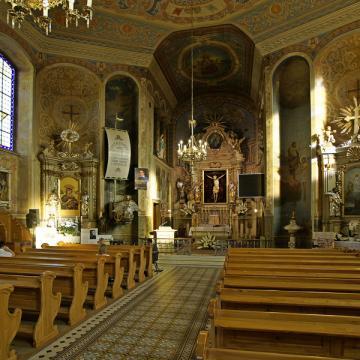 Kościół św. Katarzyny w Dobrzyniu
