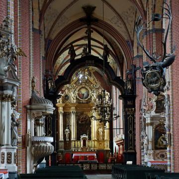 Kościół farny pw. Wniebowzięcia NMP