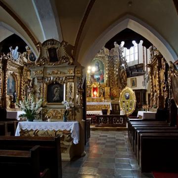 Kościół klasztorny pw. św. Jana Chrzciciela i Jana Ewangelisty