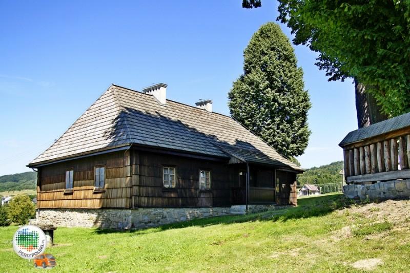 Wikarówka - siedziba Muzeum Parafialnego